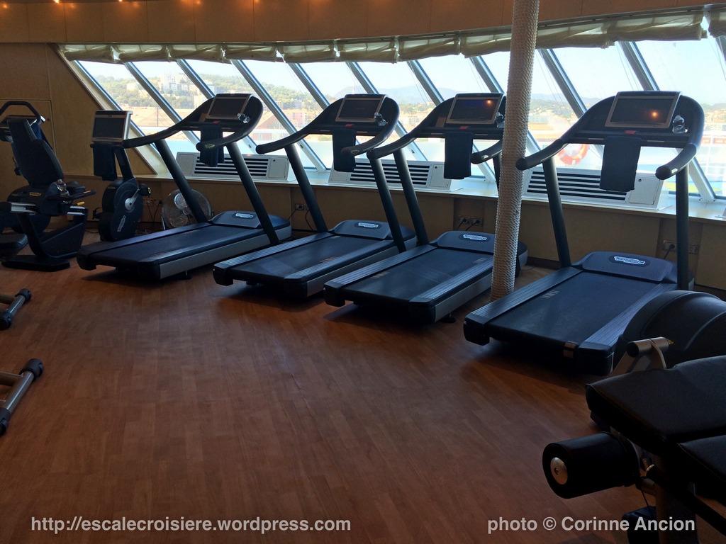 Seven Seas Navigator - Fitness Center