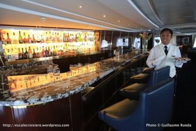 Seven Seas Navigator - Galileo's Lounge - Salon bar