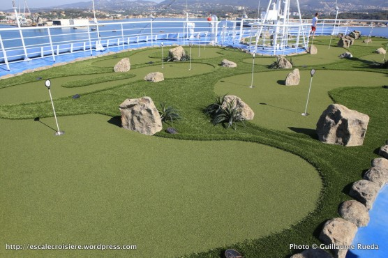 Seven Seas Navigator - Mini-Golf