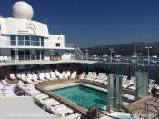 Seven Seas Navigator - Piscine