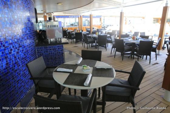 Seven Seas Navigator - Pool Grill