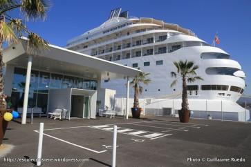 Terminal Croisière - La Seyne sur Mer