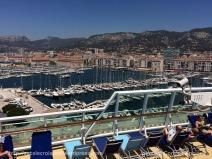 Toulon depuis paquebot