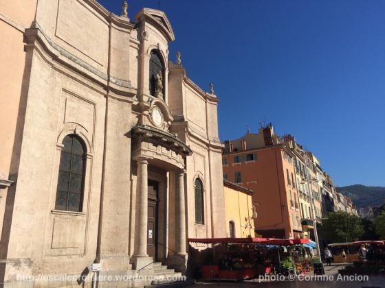 Toulon - L'église Saint-François-de-Paule