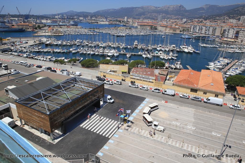 Terminal Croisière de Toulon