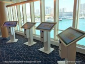 TUI Discovery - Bornes de réservation d'excursions