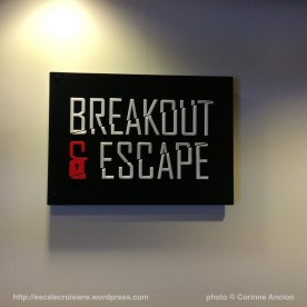 TUI Discovery - Breakout Escape - Live escape game