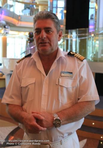 TUI Discovery - Captain Wojtek Ziolkowski