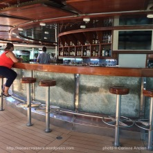 TUI Discovery - Deck bar