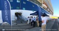 TUI Discovery - Embarquement à bord