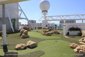 TUI Discovery - Mini Golf