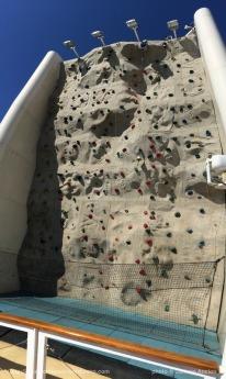 TUI Discovery - Mur d'escalade