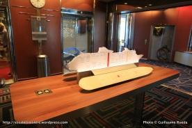 TUI Discovery - plan du bateau