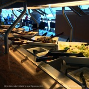 TUI Discovery - Restaurant buffet Islands