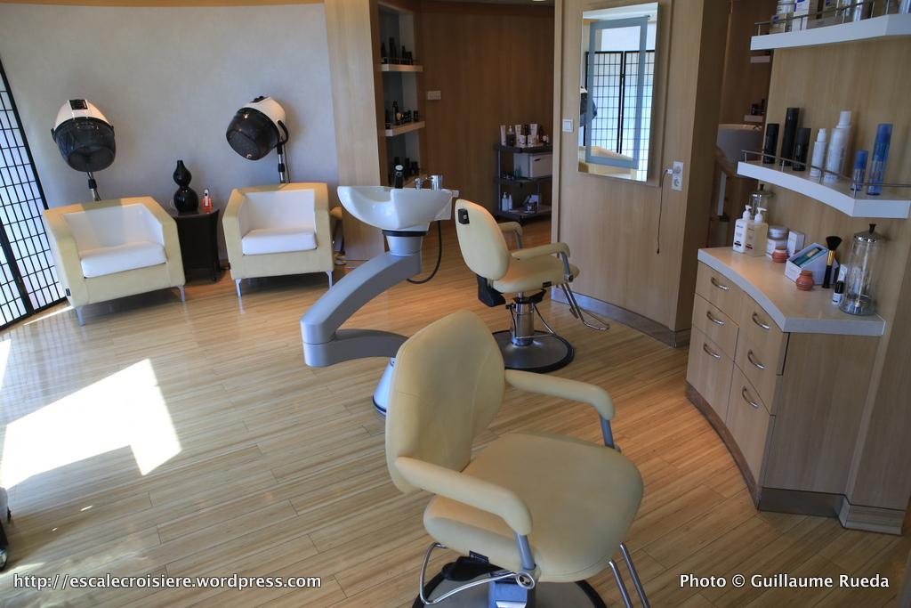 TUI Discovery - Salon de coiffure
