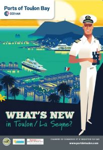 What's new in Toulon - La Seyne 2016