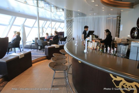 Mein Schiff 5 - Bar - Himmel & Meer Lounge