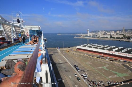 Mein Schiff 5 - Le Havre