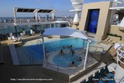 Mein Schiff 5 - Piscine La Lagune