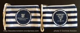 Pochettes - Goodies Royal Caribbean