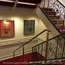 Sirena - Oceania - Escalier