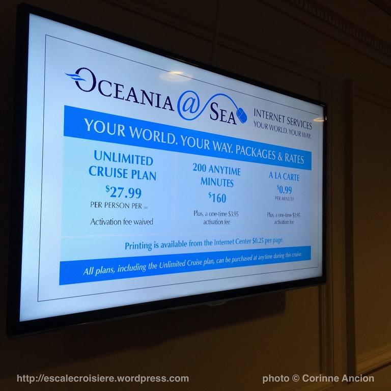 Sirena - Oceania - Espace Internet