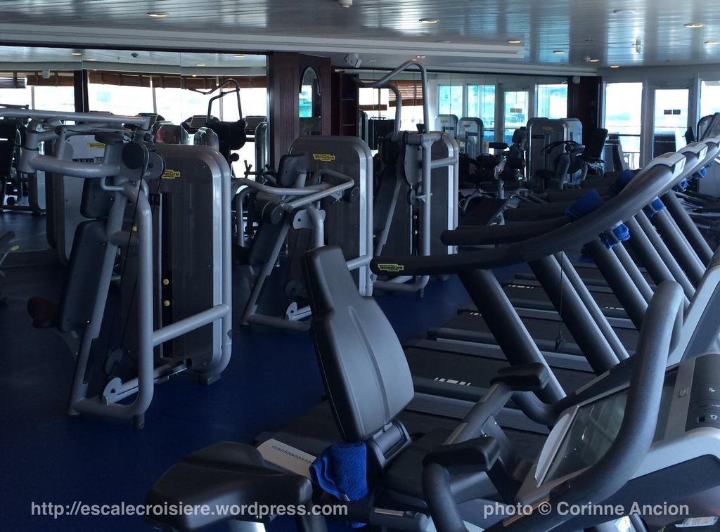 Sirena - Oceania - Fitness Center