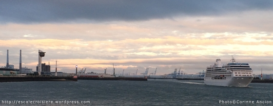 Sirena - Oceania - Le Havre