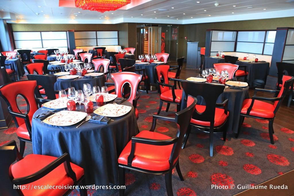 Sirena - Oceania - Restaurant Red Ginger