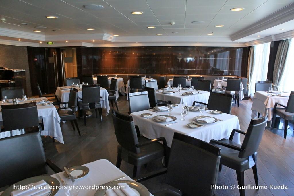 Sirena - Oceania - Restaurant Tuscan Steak