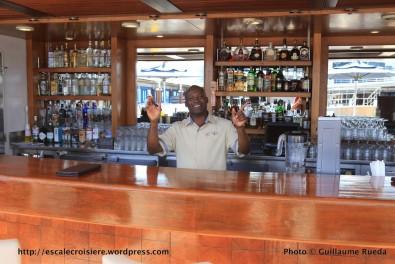 Sirena - Oceania - Waves bar
