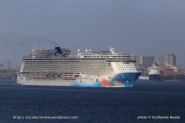 Norwegian Breakaway - NCL et Queen Mary 2 - Cunard