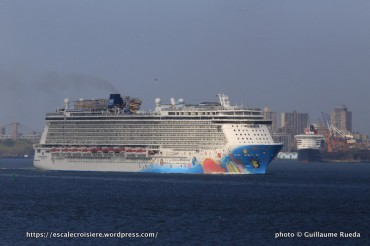 Norwegian Breakaway - NCL et Queen Mary 2 - Cunard