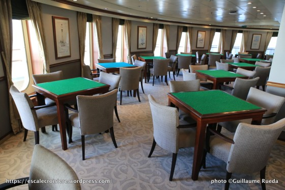 Queen Mary 2 - Atlantic Room 2016