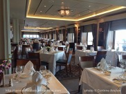 Queen Mary 2 - Princess Grill Restaurant 2016