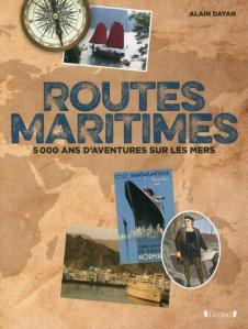 Routes Maritimes - Dayan livre