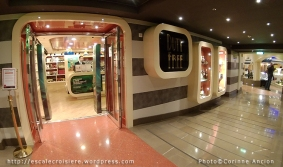 MSC Fantasia boutique - Duty free - Drugstore - pharmacie