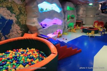 MSC Fantasia - Espace enfant - Il Polo Nord
