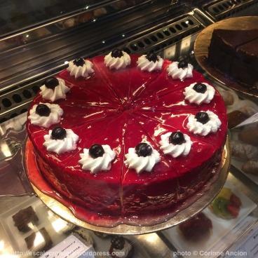 MSC Fantasia - Gâteaux Piazza San Giogio
