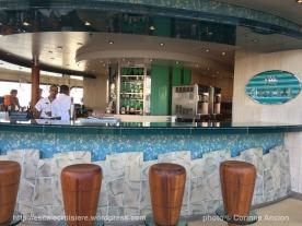 MSC Fantasia - Glass bar