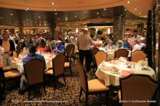 MSC Fantasia - Il Cercho d'Oro restaurant