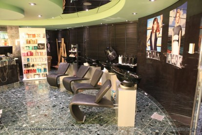 MSC Fantasia - Jean-Louis David coiffeur