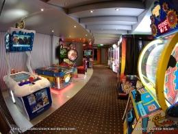 MSC Fantasia - Jeux d'arcade