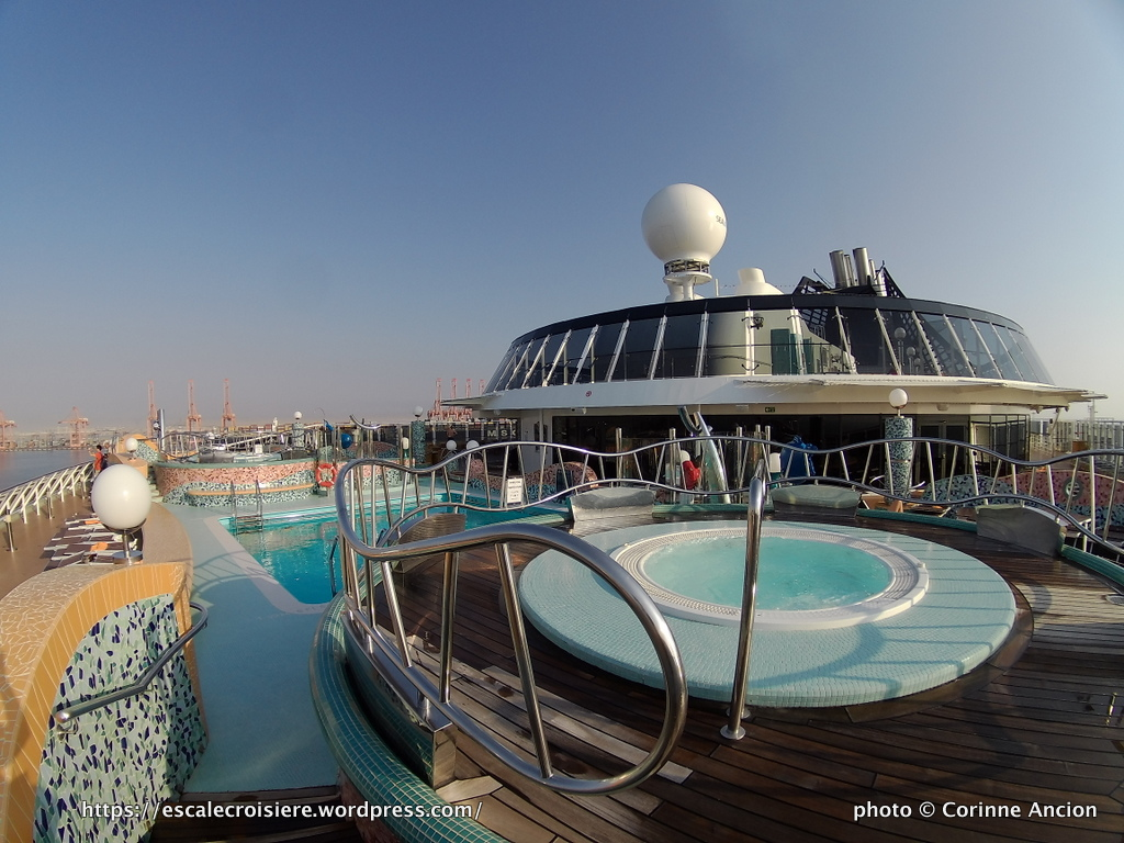 MSC Fantasia - Piscine Lido Catalano