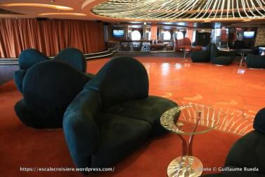 MSC Fantasia - L'insolito lounge