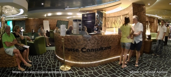 MSC Fantasia - MSC Club - Cruise Consultant