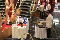 MSC Fantasia - Red Velvet restaurant