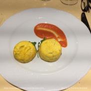 MSC Fantasia - restaurant - Flan de légumes