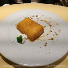 MSC Fantasia - restaurant - Leche Frita