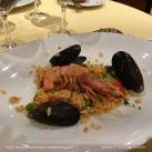 MSC Fantasia - restaurant - Paella